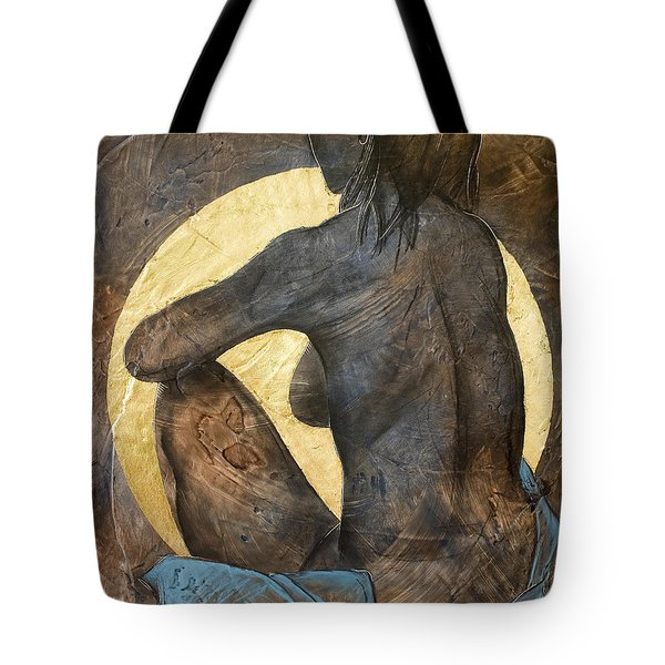 Contemplation Tote Bag by Richard Hoedl