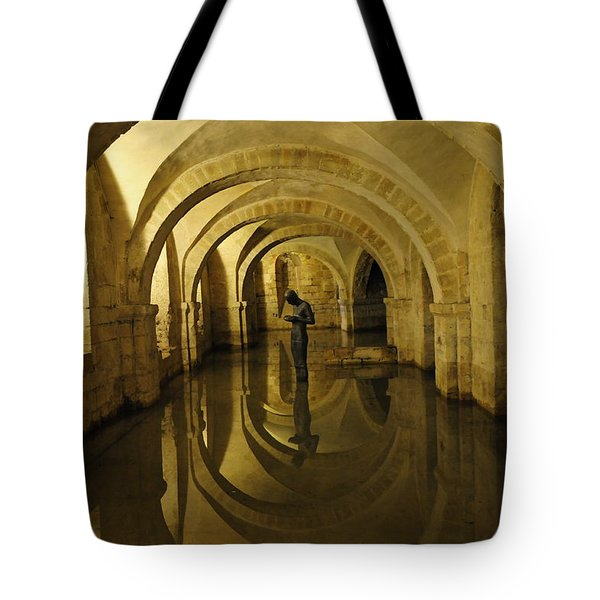 Tote Bag featuring the photograph Contemplation by Susie Rieple