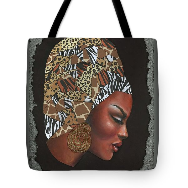 Contemplation Too Tote Bag