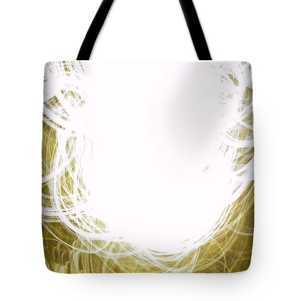 Contemporary Abstraction II Limited Edition 1 Of 1 Tote Bag
