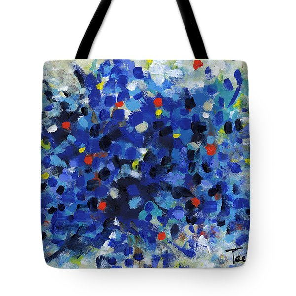 Contemporary Art Fifty Tote Bag