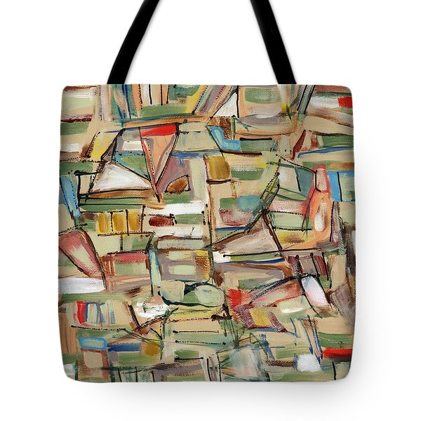 Contemporary Art Forty-eight Tote Bag