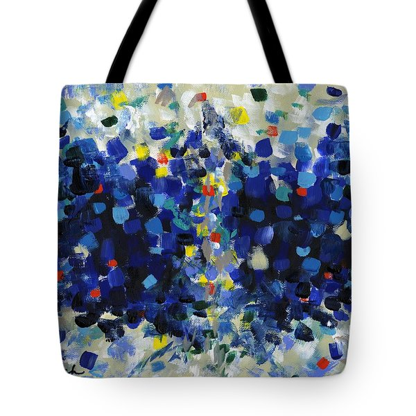 Contemporary Art Forty-four Tote Bag