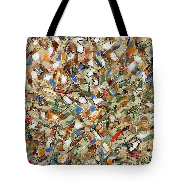 Contemporary Art Forty-seven Tote Bag