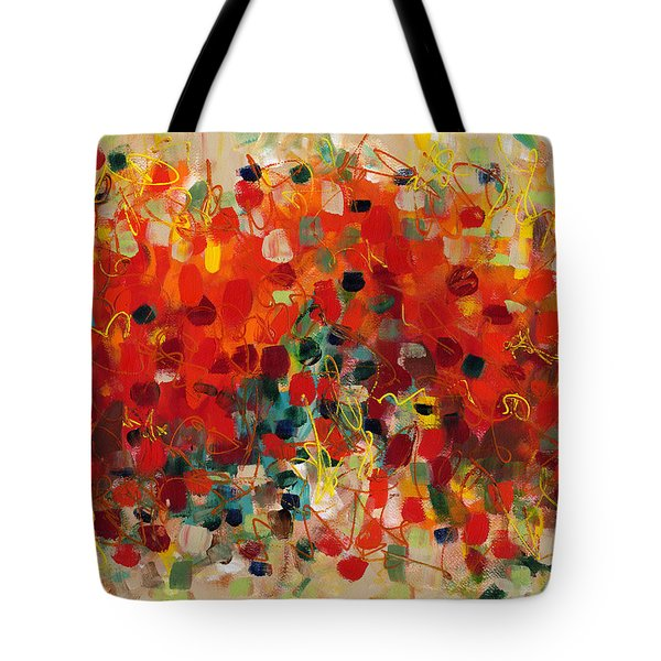 Contemporary Art Thirty-three Tote Bag