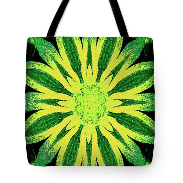 Tote Bag featuring the digital art Contemporary Mathematical 4-8-16 Octangular Art by Merton Allen
