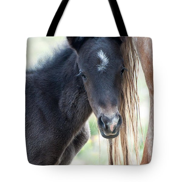 Tote Bag featuring the photograph Contentment by Lula Adams