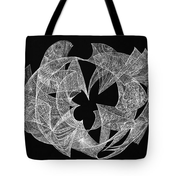 Contentment Tote Bag by Charles Cater