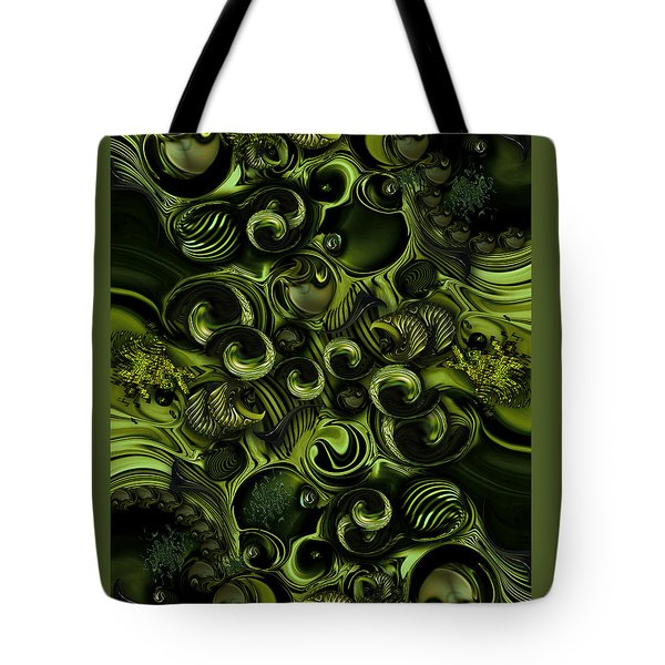 Context Of Dreams - Vegetable Tote Bag by Carmen Fine Art