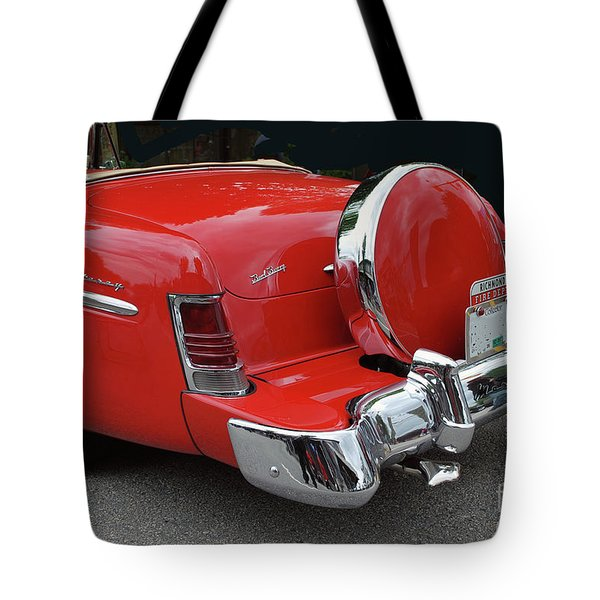 Tote Bag featuring the photograph Continental Kit by Bill Thomson