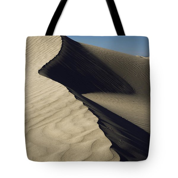 Contours Tote Bag by Chad Dutson