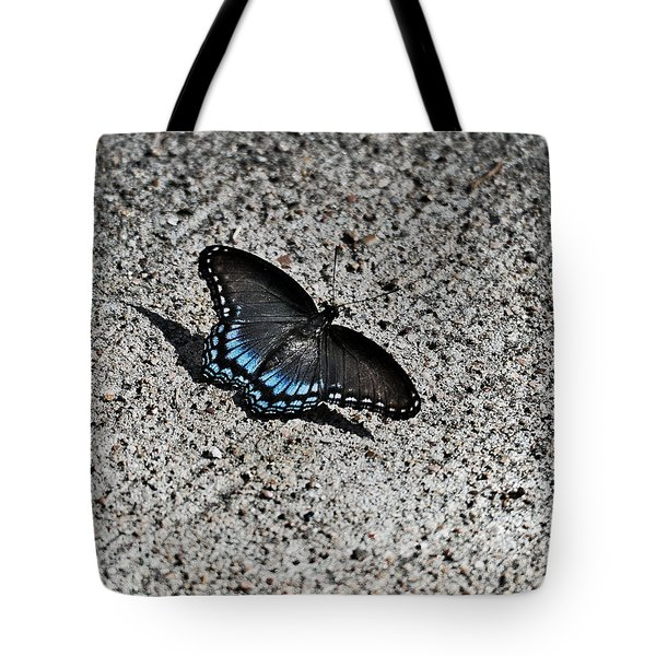Contrast  Nature Verse Industrial Tote Bag
