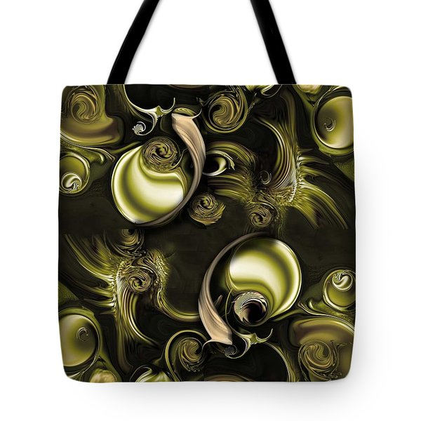 Contrast Of Life Tote Bag
