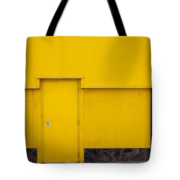 Contrasts In Color Tote Bag