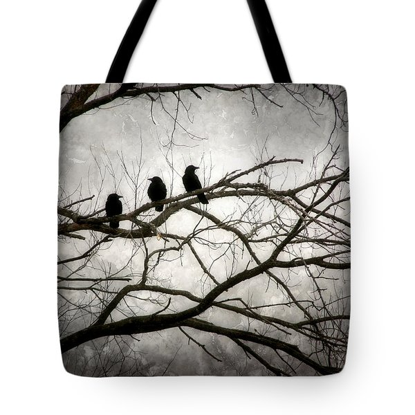 Contrive - By The Light Of The Moon Tote Bag by Angie Rea