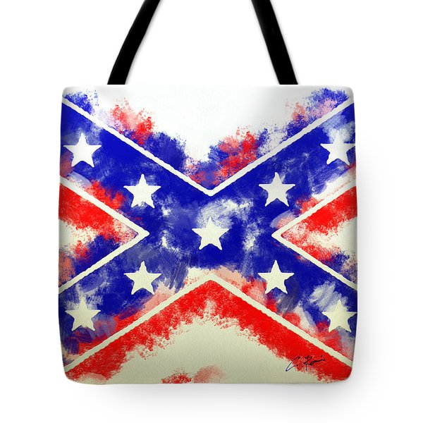 Controversial Flag Tote Bag