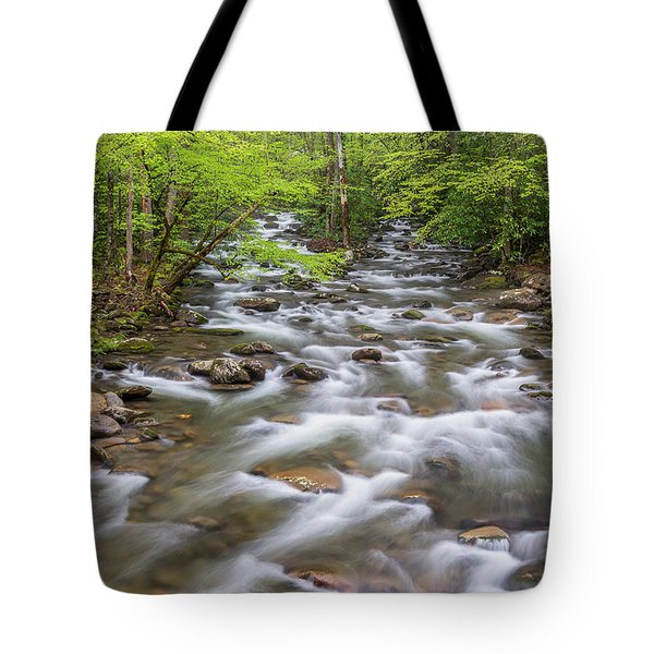 Convergence Tote Bag by Anthony Heflin