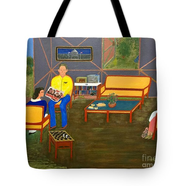 Conversations Collection Tote Bag