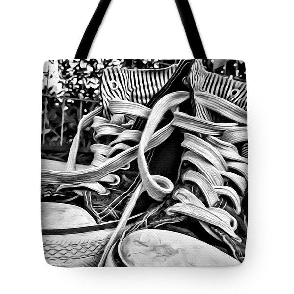 Converse 2 Tote Bag