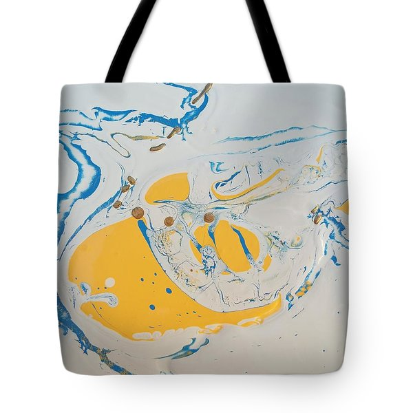 Convertible Flooded In Vegas Tote Bag