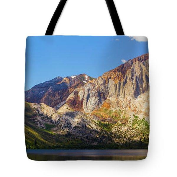 Convict Lake - Mammoth Lakes, California Tote Bag