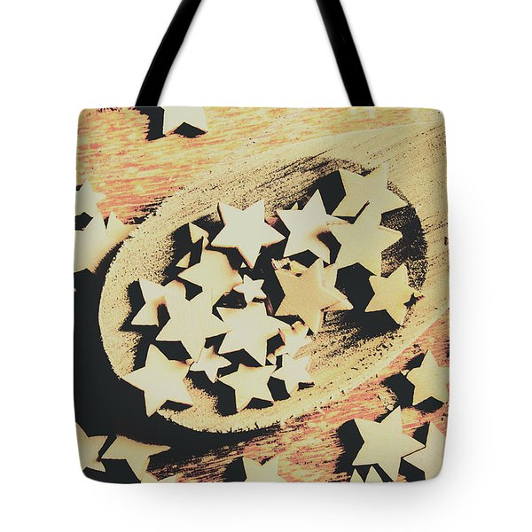 Cooking With The Stars Tote Bag