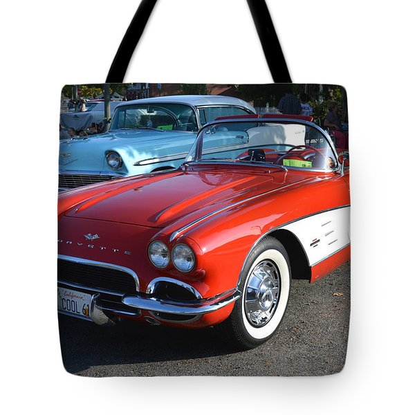 Cool 61 Tote Bag