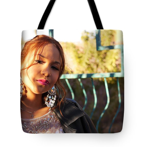 Cool Autum Tote Bag