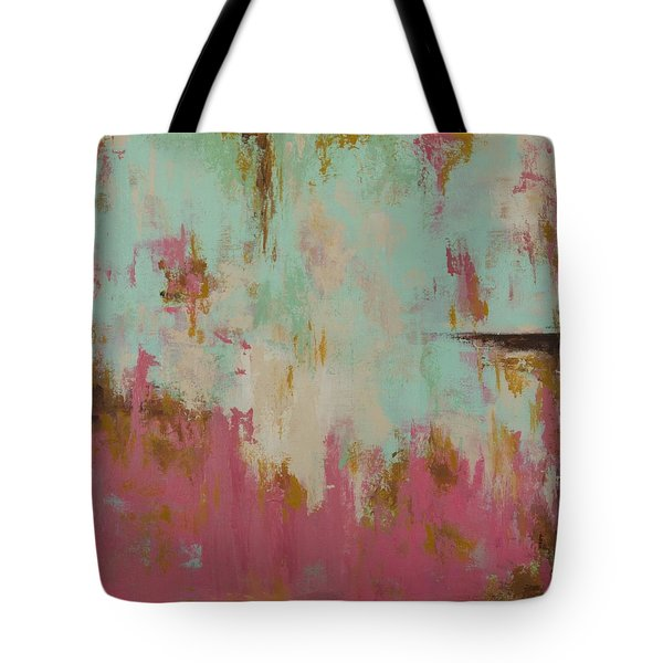 Cool Breeze Tote Bag by Suzzanna Frank