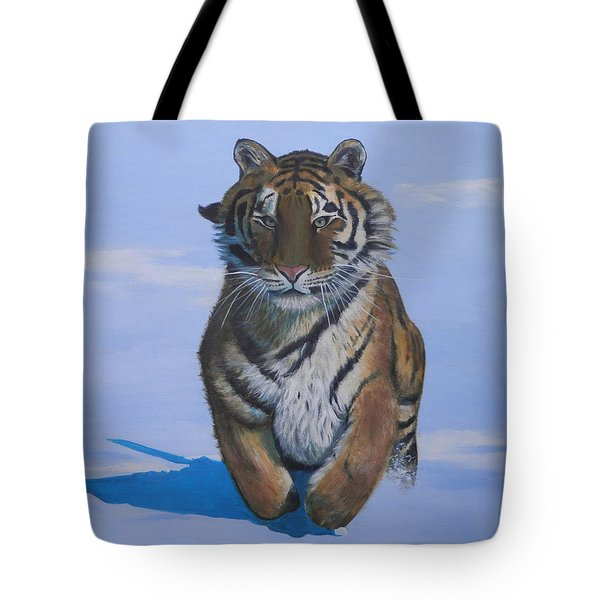 Cool Cat Tote Bag