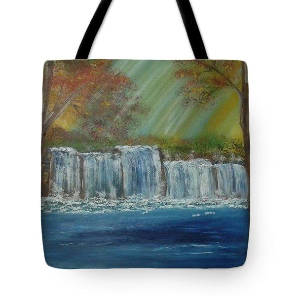 Cool Change Tote Bag