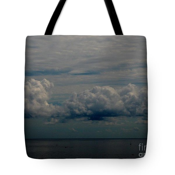 Cool Clouds Tote Bag