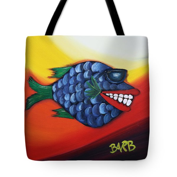 Cool Dude  Tote Bag