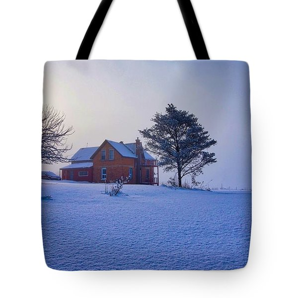Cool Farm Tote Bag