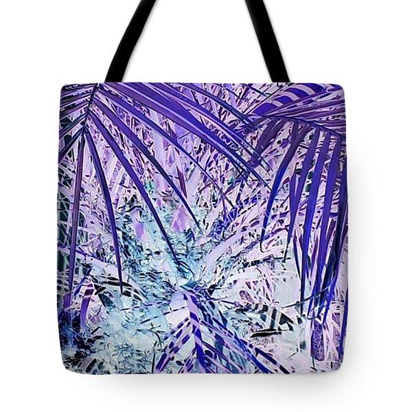 Cool Jungle Vibe Tote Bag