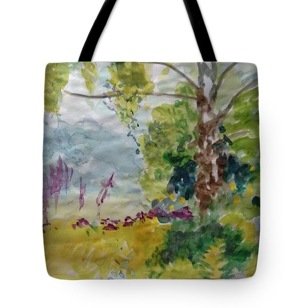 Cool Summer Clearing Tote Bag