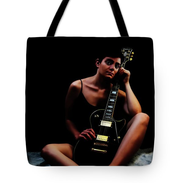Cool Unleashed Tote Bag by Renee Anderson