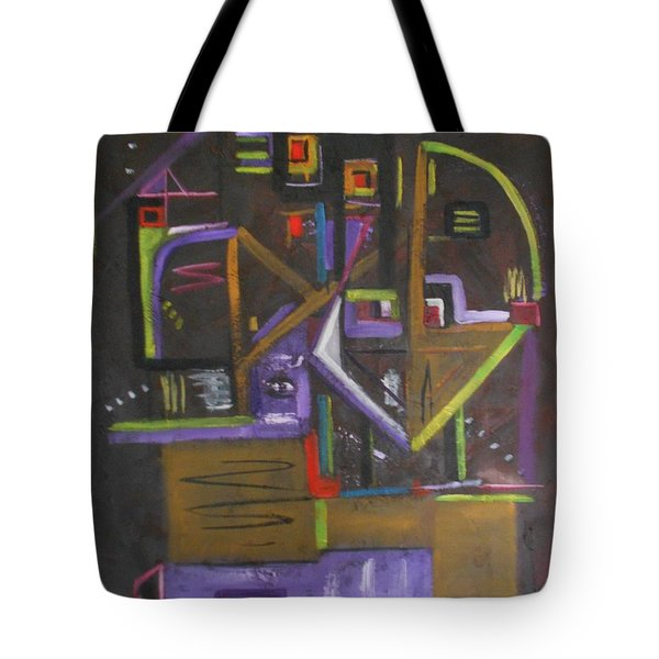 Cool Vibe Tote Bag