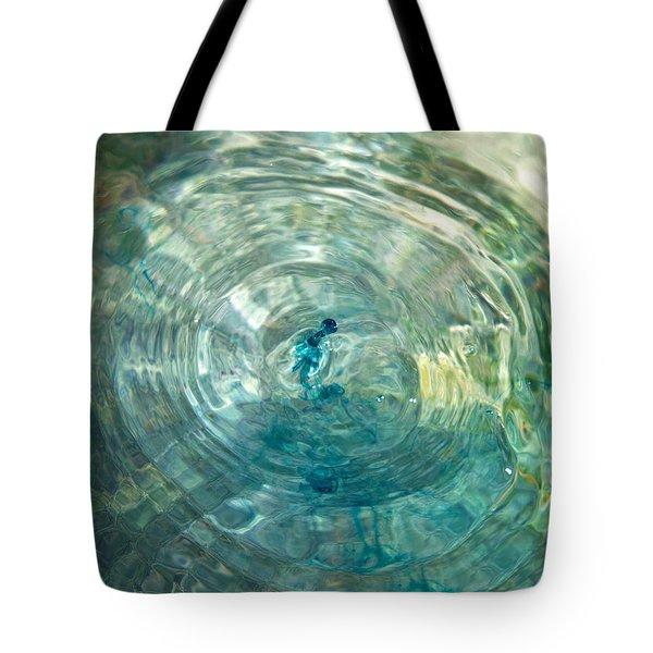 Cool Water Tote Bag