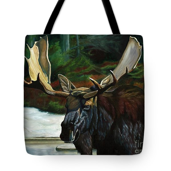 Cooling Off Tote Bag