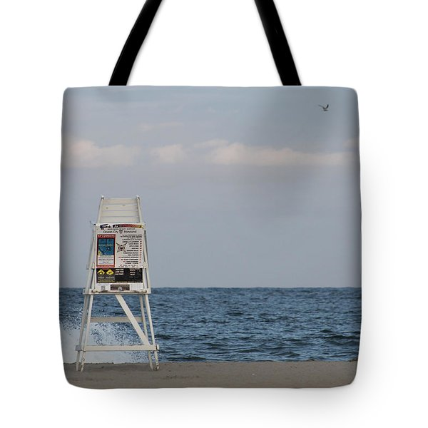 Cools Sands Tote Bag by Robert Banach