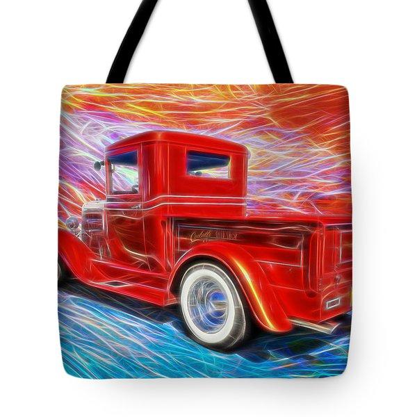 Coolville  Tote Bag
