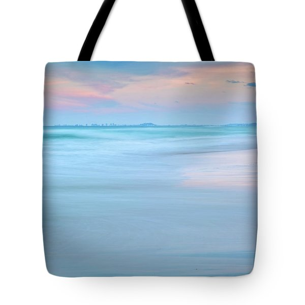 Tote Bag featuring the photograph Cooly In The Distance by Az Jackson