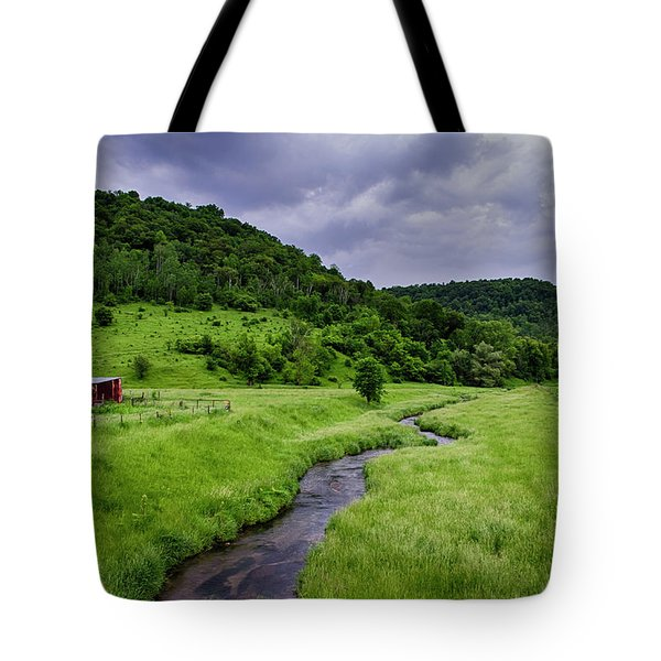Coon Valley Tote Bag