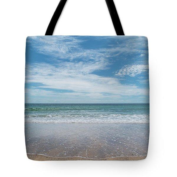 Coonah Waves Tote Bag