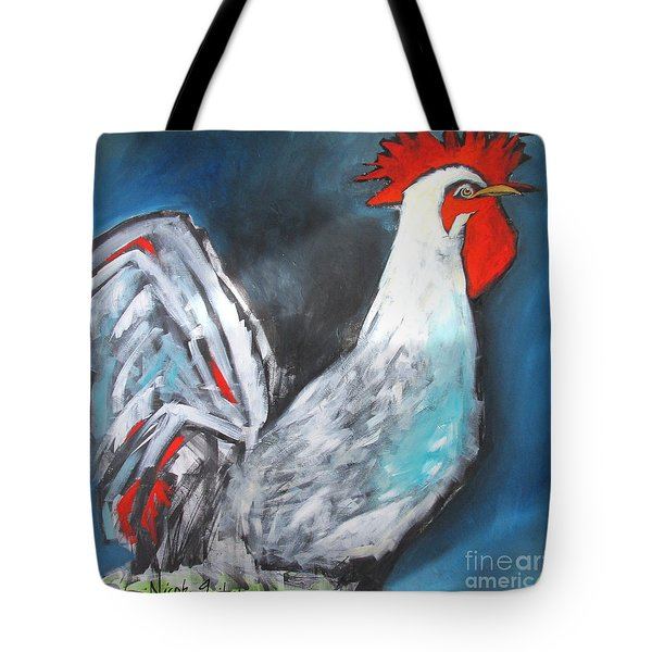 Coop Colonel  Tote Bag