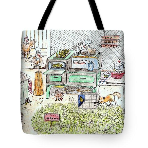 Coop Sweet Coop Tote Bag
