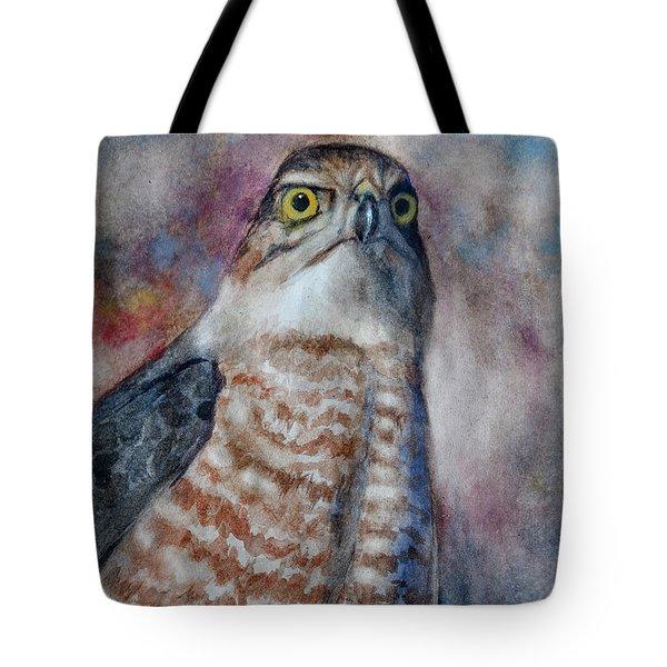 Coopers Hawk Wc Tote Bag