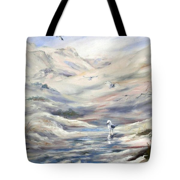 Coorong, South Australia. Tote Bag