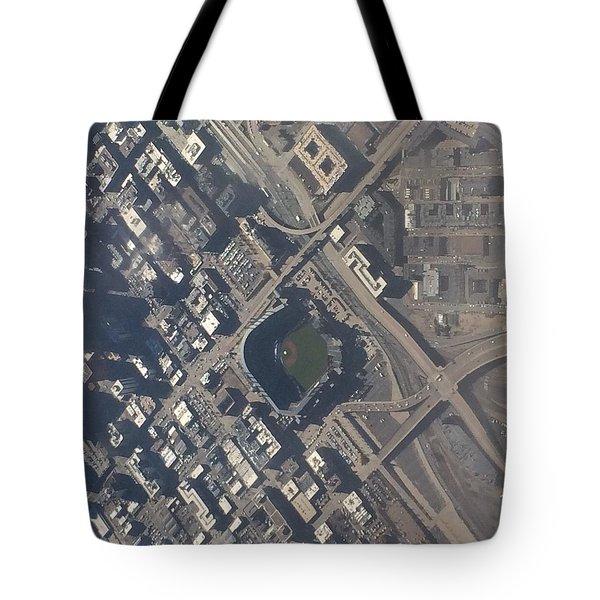 Coors Field, Denver Tote Bag